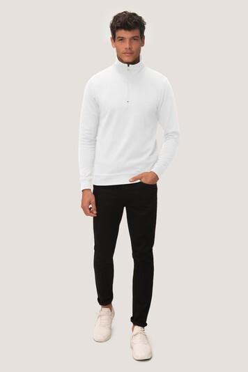 HAKRO Zip-Sweatshirt Premium