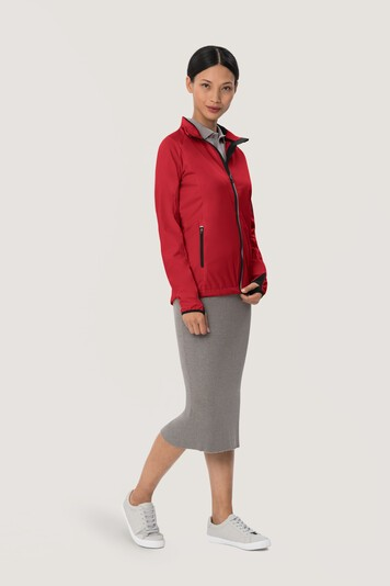 HAKRO Damen Light-Softshelljacke Sidney
