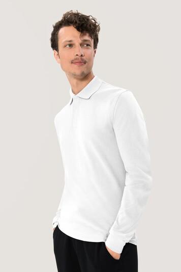 HAKRO Longsleeve-Poloshirt HACCP Mikralinar®